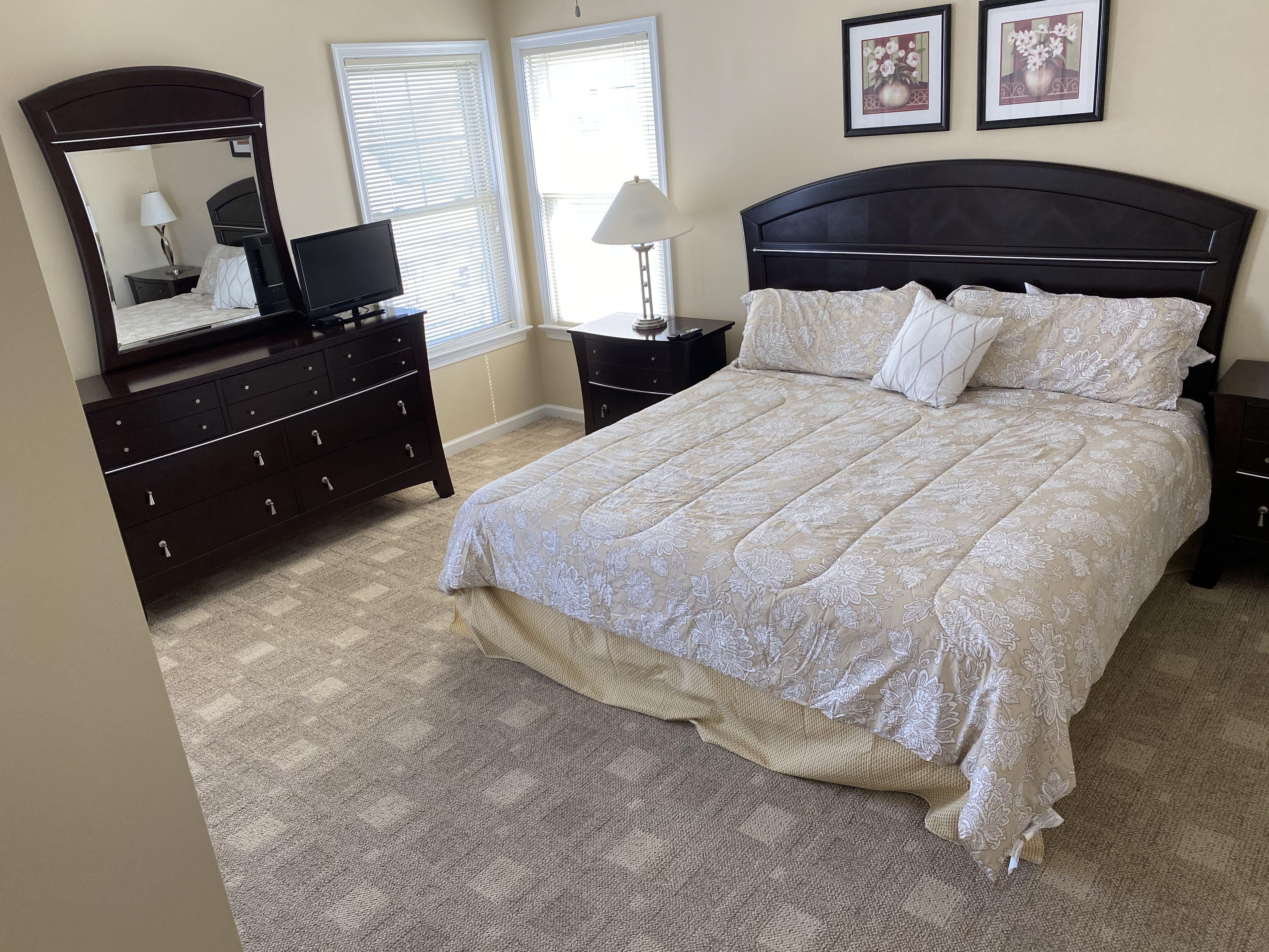 Master Bedroom Suite (K)