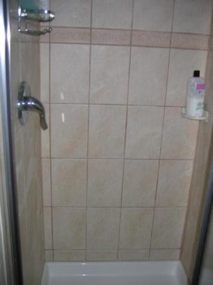 1st Floor Shower