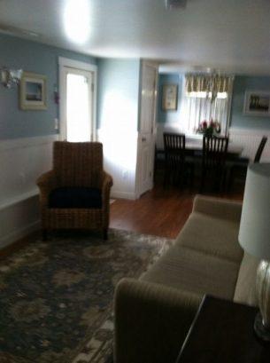 1st Floor Living Room/ Dining Room