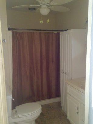 UPPER CONDO Master Bathroom