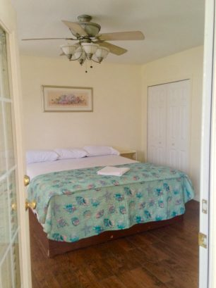 LOWER CONDO Master Bedroom