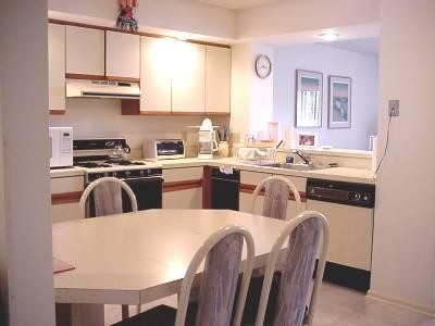 Kitchen - Fully equipped