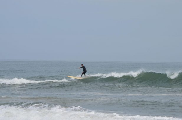 Maybe some Surfing?