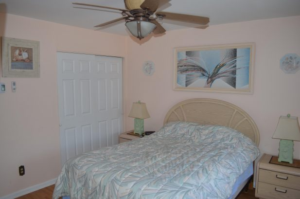 Bedroom with Pillowtop Mattress