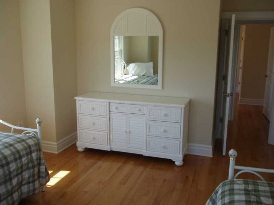 Bedroom - 4 Twins (2 Trundle Beds)