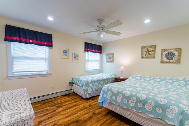 down unit-bedroom #1