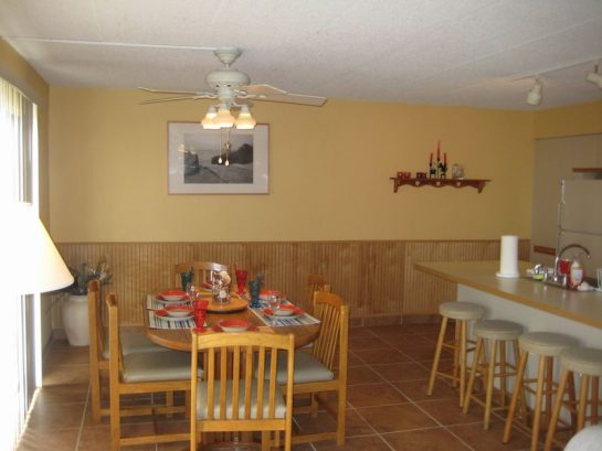 Dining Room And Breakfast Area