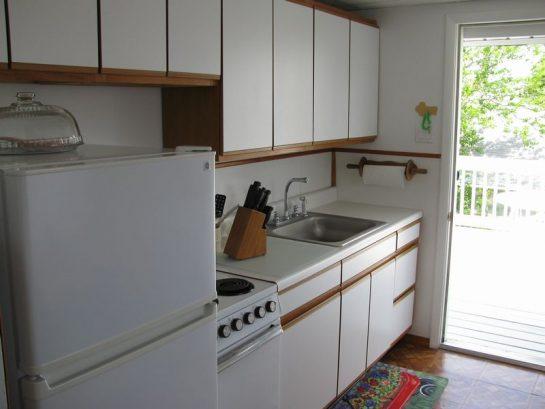 CuttyCabin Kitchen 2nd Fl.
