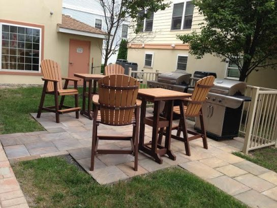 Grills/Patio Tables