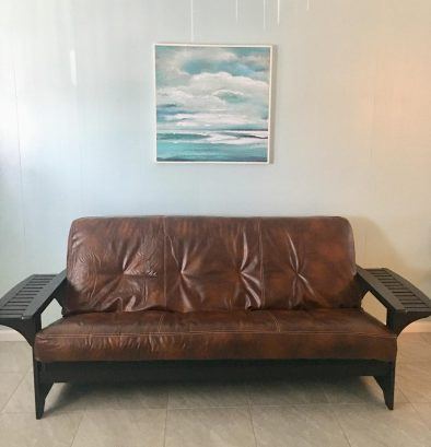 Full Size Futon Sleeper Sofa