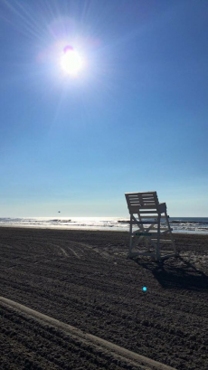 Beach Days!