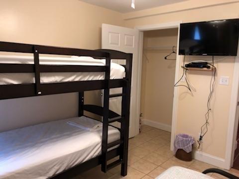 GROUND FLOOR APT: Bedroom #2