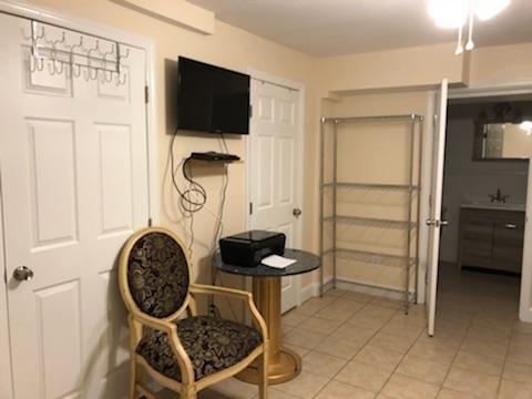 GROUND FLOOR APT: Bedroom #1