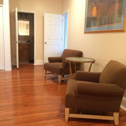 MAIN HOUSE: 3rd Floor Hallway