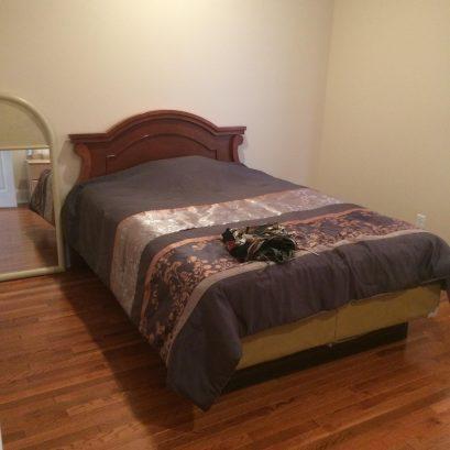 MAIN HOUSE Bedroom #2: Floor 2