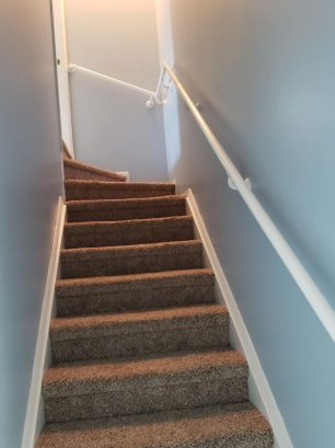 Stairs to Upstairs 2nd Master Bedroom