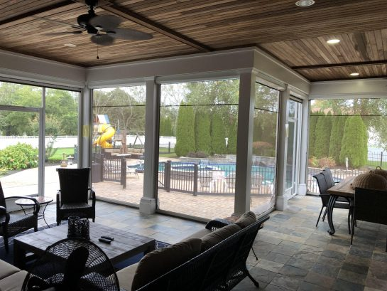 Screened In Porch with Amazing Views!