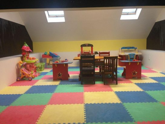 Playroom Loaded with Great Toys!