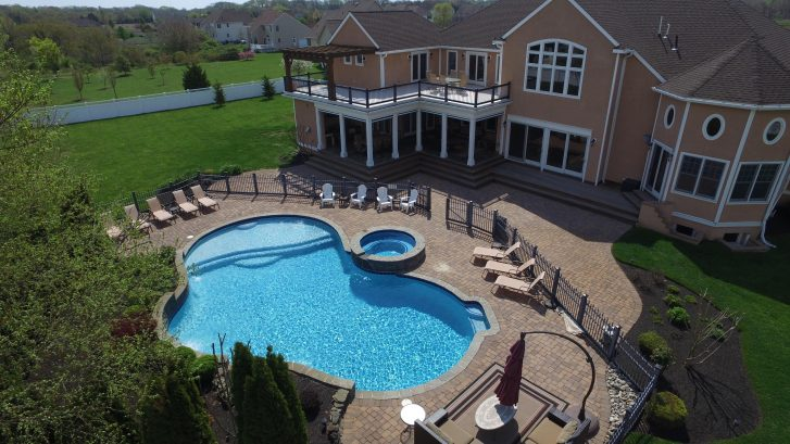 Who Could Ask For a Better Backyard Oasis??!!!