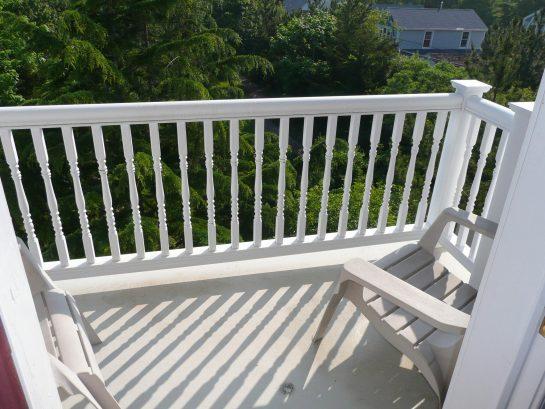 Master Bedroom Balcony & View