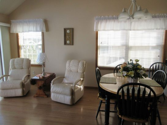 Living Room/Dinning Room 2nd floor