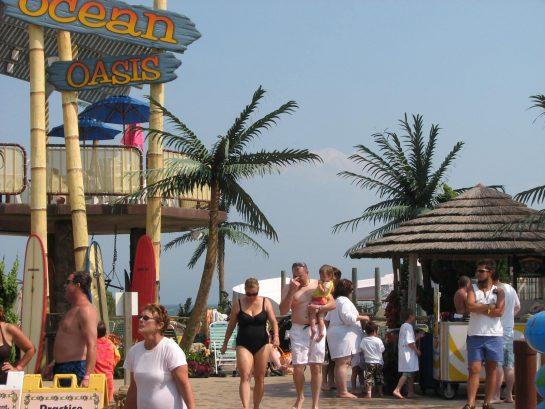 Morey's Ocean Oasis