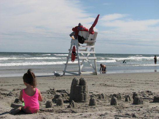 Wildwood's Famous Free Beach