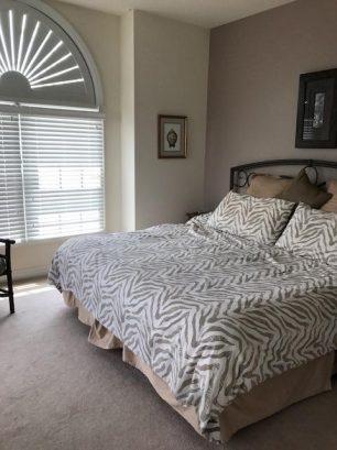king bedroom 2nd floor