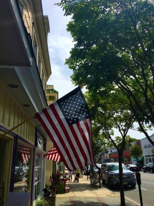 Walkable to Asbury Ave shops and restaurants