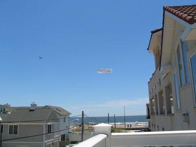 Smell that salt air! See the sky banners. Listen to the ocean day or night.