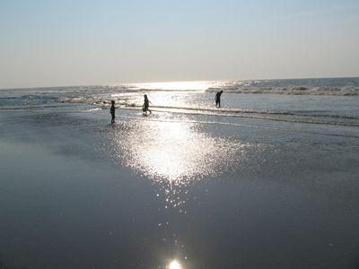 Tremendous beaches, fun in the water. Be on the beach just steps away.