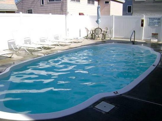 Gated Heated Pool, relax & enjoy anytime from 10am - 8pm - two grills available