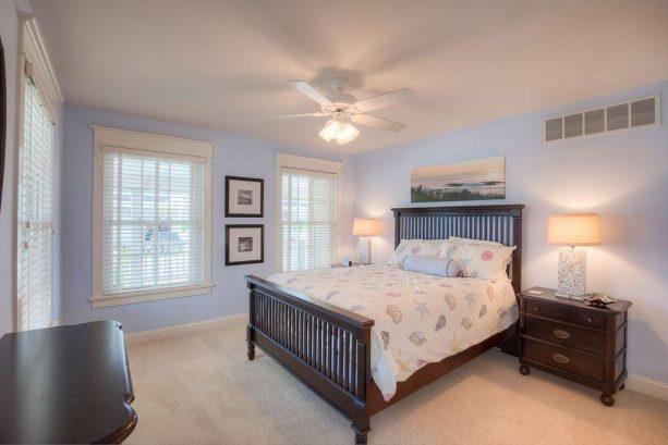 1st Floor Suite Bedroom