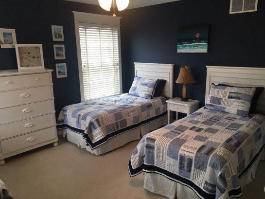2nd Floor Twin Bedroom Suite