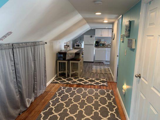 Brand new kitchen set & flooring