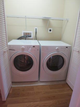 Brand new front loading Washer / Dryer!