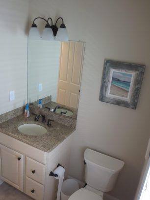Bathroom #2 (includes shower & tub)
