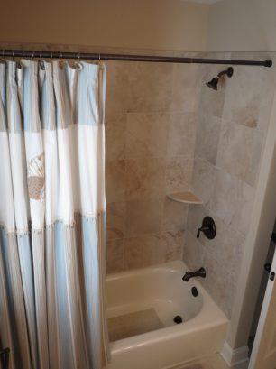 Bathroom #2 - Shower
