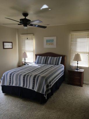 Bedroom #3 - Queeen size bed