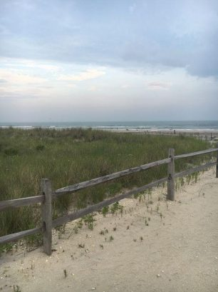 Walkway Path to 34th Street Beach
