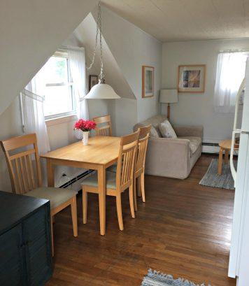 2nd Floor Apartment - Enter Through Kitchen/Dining Area