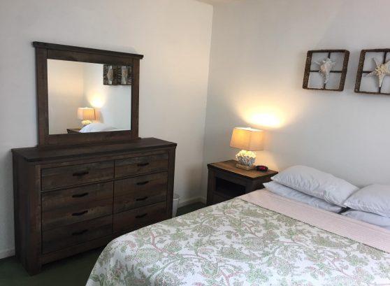 1st Floor Apartment - Bedroom #2 - Queen Sized Bed