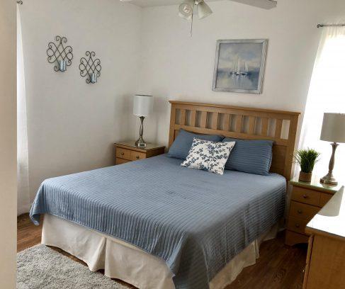 Serene Queen bedroom