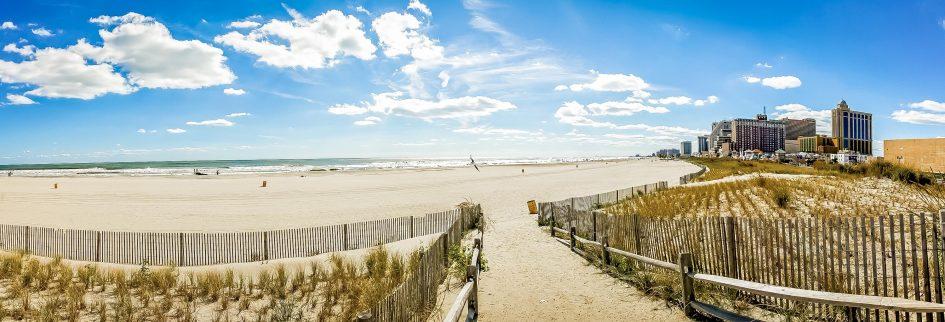 ❤️Atlantic City Beaches are Beautiful, Fun, and Always 100% FREE!