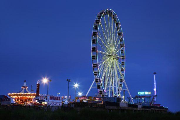 ❤️Steel Pier Amusement Part on the Atlantic City Boardwalk! Just minutes away!