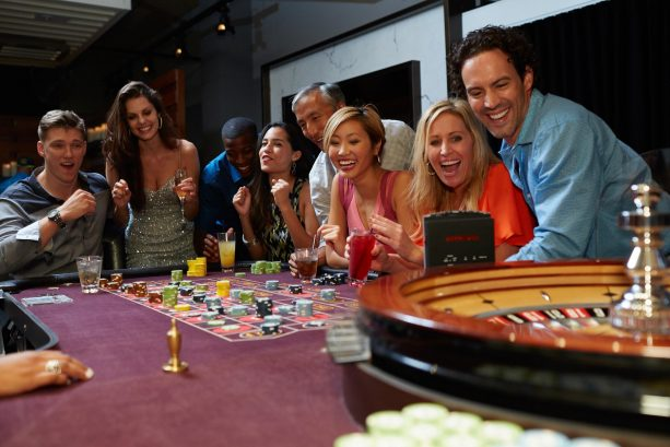❤️Love Roulette! Unparalleled Casino Gaming Less Than A Mile Away!