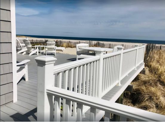 View from deck (looking northeast)