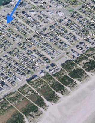 1 and half blocks from beach