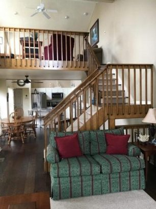 Living Room and Loft