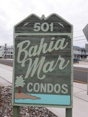 Bahia Mar Condos in North Wildwood, NJ
